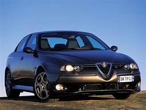 Alfa Romeo V6 : alfa romeo 156 gta 2001 2002 2003 2004 2005 autoevolution ~ Medecine-chirurgie-esthetiques.com Avis de Voitures
