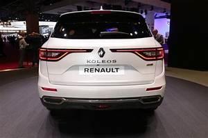 Renault Koléos Initiale Paris : renault koleos initiale paris au mondial 2016 impressions bord photo 5 l 39 argus ~ Gottalentnigeria.com Avis de Voitures