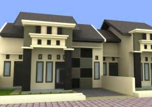 desain rumah minimalis type 45 — Postimage.io