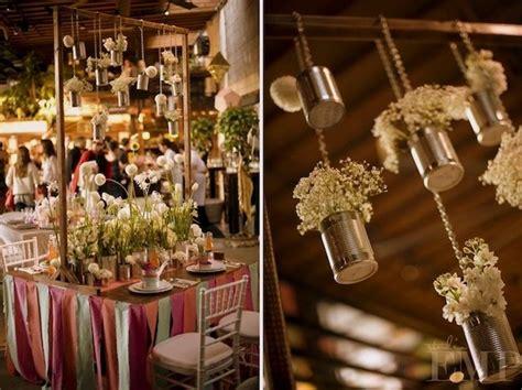 diy baby s breath burlap lace wedding ideas