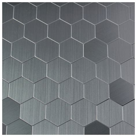 smart tiles peel and stick hexagon peel and stick backsplash tile interesting creative wall