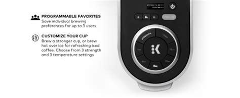Removable reservoir makes refilling a snap. Keurig K-Supreme Plus C Single Serve Coffee Maker15 K-Cup Pods (C) | eBay