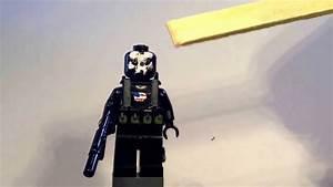 LEGO Showcase Video Call Of Duty Ghosts Customs Ajax