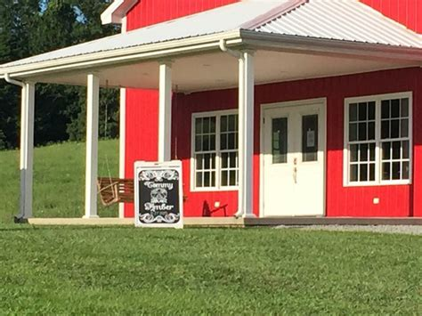 red barn event rentals outdoor weddings ky reunions