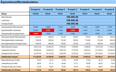 kostenverrechnung betriebsabrechnungsbogen und kosten