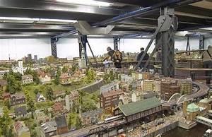 The world's biggest model train set - Telegraph