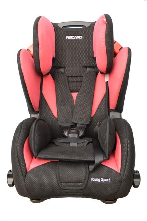 Recaro Car Seat Young Sport Buy Online At Kidsroomde