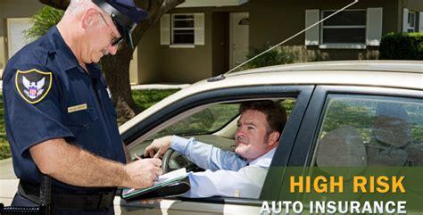 High Risk Auto Insurance - dui insurance sr22 insurance high risk auto and