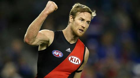 The 12 still at essendon are captain watson, tom bellchambers, travis colyer, dyson heppell, michael hibberd, heath hocking, cale hooker, ben howlett, michael hurley, david myers, tayte pears and. Jason Winderlich will never play for Essendon again, hoping to continue career with Richmond ...