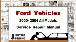 Download Ford    Lincoln All Models Service Repair Manuals