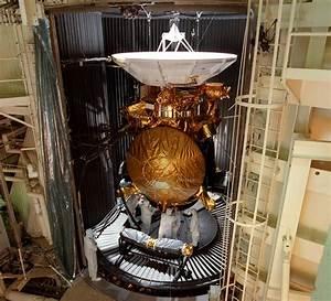 Cassini: The Grand Finale: Cassini Orbiter