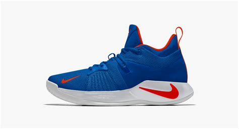 nike pg      customization  nikeid