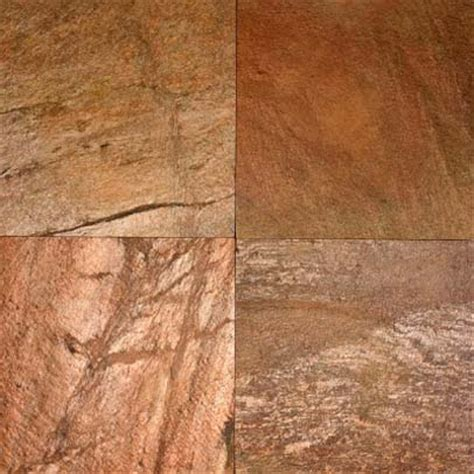 oiba copper quartzite slate tiles