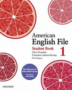 American English File 1 workbook answer Key