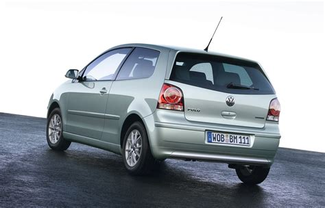 Polo Hd Picture by 2006 Volkswagen Polo Bluemotion Hd Pictures