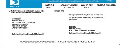 direct tv pay bill by phone support statements payments understanding my bill