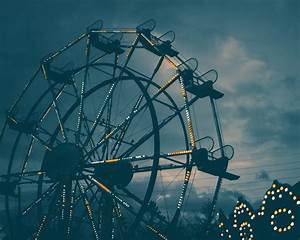 Download Wallpaper 1280x1024 Ferris wheel, lights, night ...