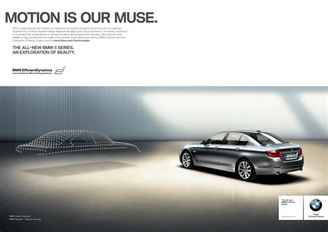 Bmw Print Advert By Gsd&m