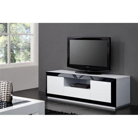 buffet haut cuisine buffet cuisine cdiscount 17 meuble tv haut noir laque