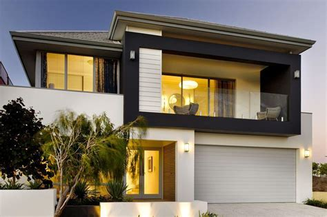 2 Storey Narrow Lot Home Builders Perth