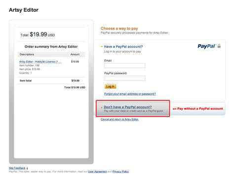 Check spelling or type a new query. PayPal Express Chekout no pay by credit/debit card option - Stack Overflow