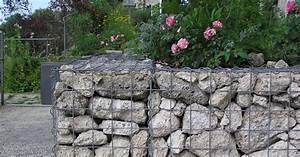 Mein Schöner Garten De : gabionen aufbau bef llung und tipps mein sch ner garten ~ Lizthompson.info Haus und Dekorationen