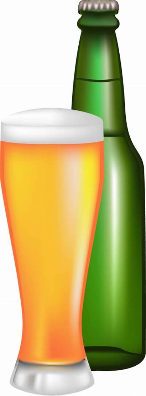 Beer Bottle Clipart Clip Bottles Suds Cliparts