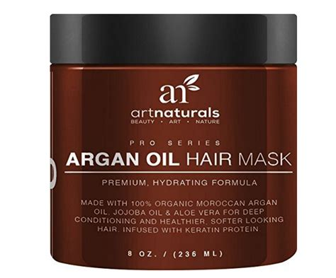 Highly Rated Argan Oil Hair Mask Only .95
