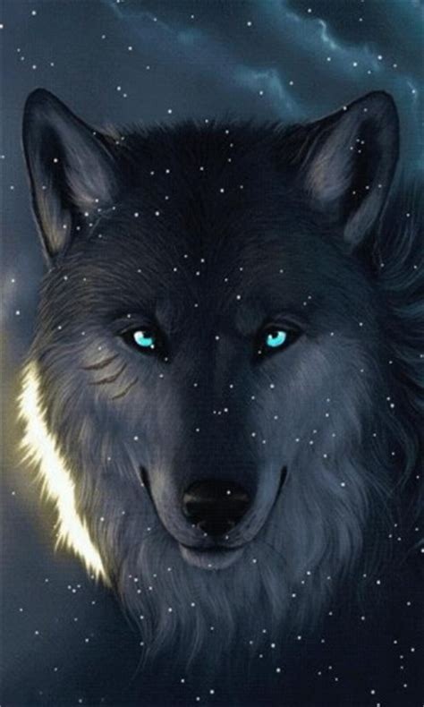 Anime Wolf Wallpaper Android by Live Wolf Wallpaper Wallpapersafari