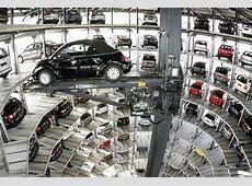 Como funcionam os estacionamentos verticais Metlica