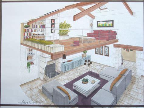 HD wallpapers interieur d une maison en dessin