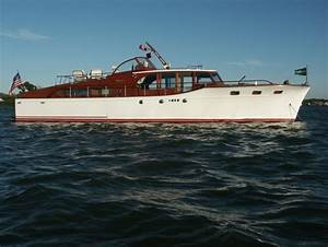 Stephens Motor Yacht // for sale, 47 ft | wanderlust ...