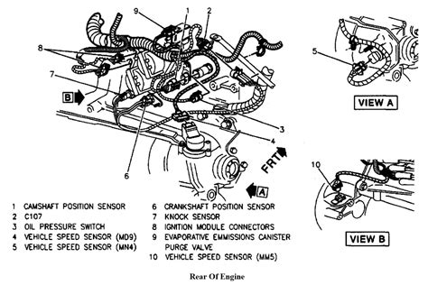 Cavalier Engine Diagram Imageresizertool