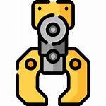 Robot Arm Gratis Flaticon Icono Icons Selection