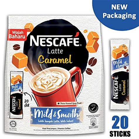 I wish it were packaged in larger packets so that it did not take 3 envelopes of instant coffee to make one drinkable mug of coffee. Nescafe 3 in 1 Tropical COCONUT Coffee Latte - Instant Coffee Packets - Single Serve Flavored ...