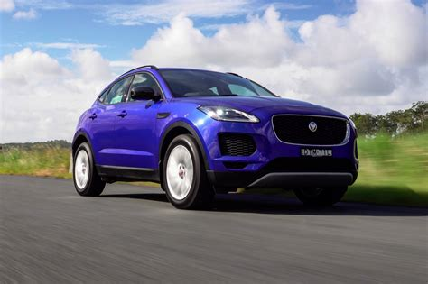 2018 Jaguar Epace Suv Now On Sale, From $47,750 Top10cars