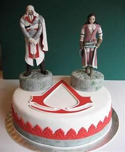 31 best assassins creed cake images on Pinterest ...