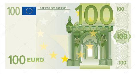 canap 100 euros 100 stock vector mitay20 24897269