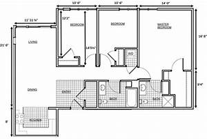 3 bedroom house floor plan dimensions google search With three bedroom apartment floor plan