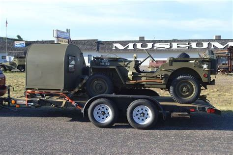 military jeep trailer army teardrop trailer g503 military vehicle message