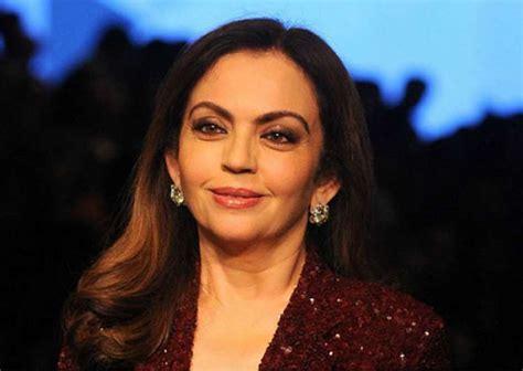 Nita Ambani Becomes First Indian Woman To Be Nominated As