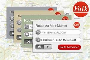Map24 Route Berechnen Kostenlos : falk routenplaner widget kostenlose anfahrtsplanung f r webseitenbetreiber mairdumont ~ Themetempest.com Abrechnung