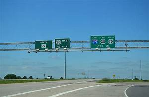 Interstate-Guide: Interstate 129 Iowa / Nebraska