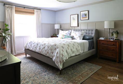 Master Bedroom Makeover by Master Bedroom Makeover Reveal Decorating Ideas