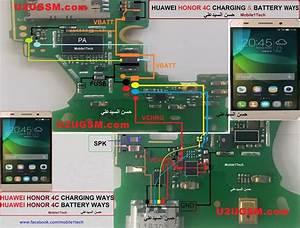 Huawei Honor 4c Usb Charging Problem Solution Jumper Ways