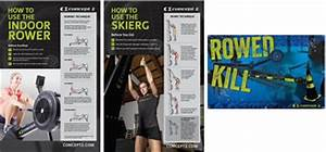 Crossfit Training And Indoor Rowing