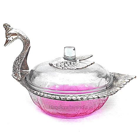 glass bowls with lids duck glass bowl with lid decorative bowl 3764