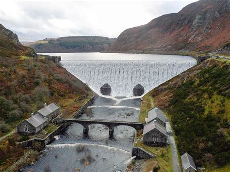 The 6 Dams  Elan Valley
