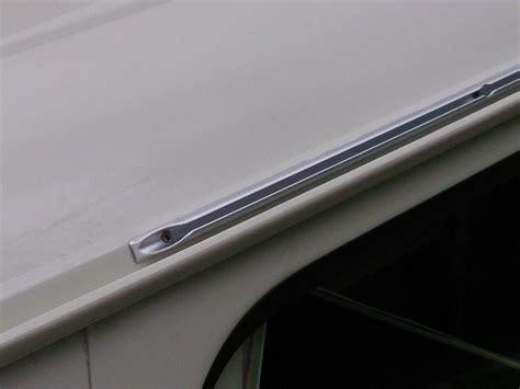 awning rail  vw  bay window camper essentials
