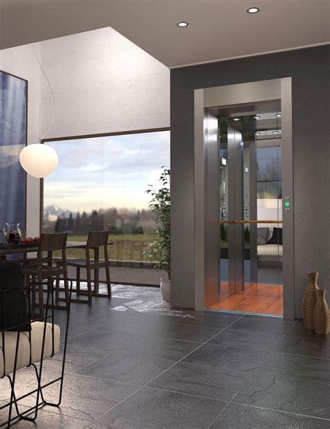 casa della con ascensore ascensore in casa privata per le abitazioni su pi livelli